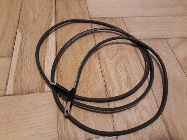 7) Kabel HDMI  (do odbioru do 01.02.2019)