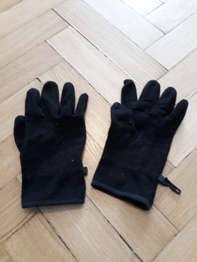 6) Rękawiczki polarowe (do odbioru do 15.11.2019)