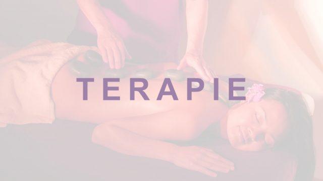 Terapie