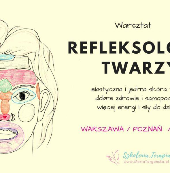 Refleksologia twarzy