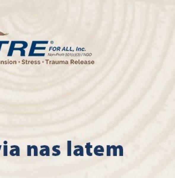 TRE® – do południa. Wprowadzenie do metody uwalniania napięć z ciała i sesja ćwiczeń