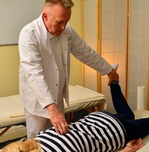 Kurs Terapii Techniką Bowena Moduł 1-2