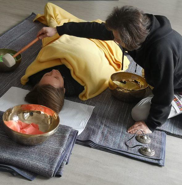 Kurs III i IV stopnia terapeutyzacji wibracjami mis tybetańskich